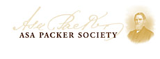 Asa Packer Society