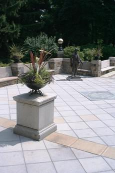 Donors of Leadership Plaza